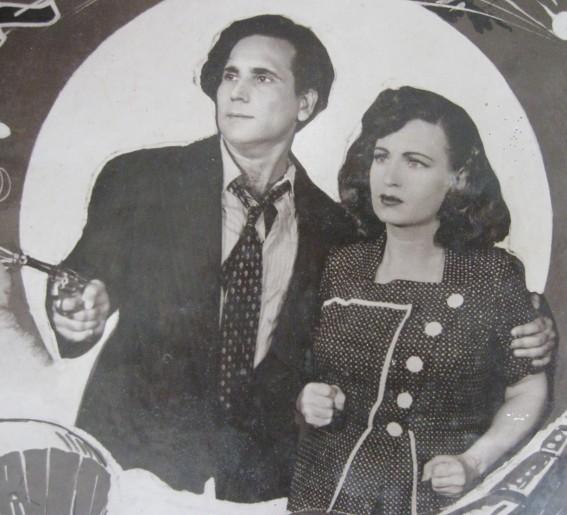 John Cawas and Nadia