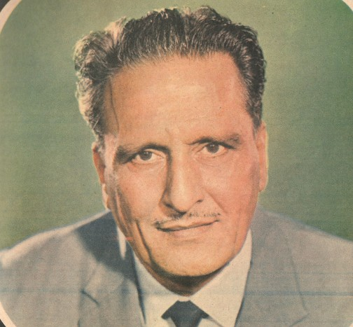 S. B. Nayampalli 1960s 001