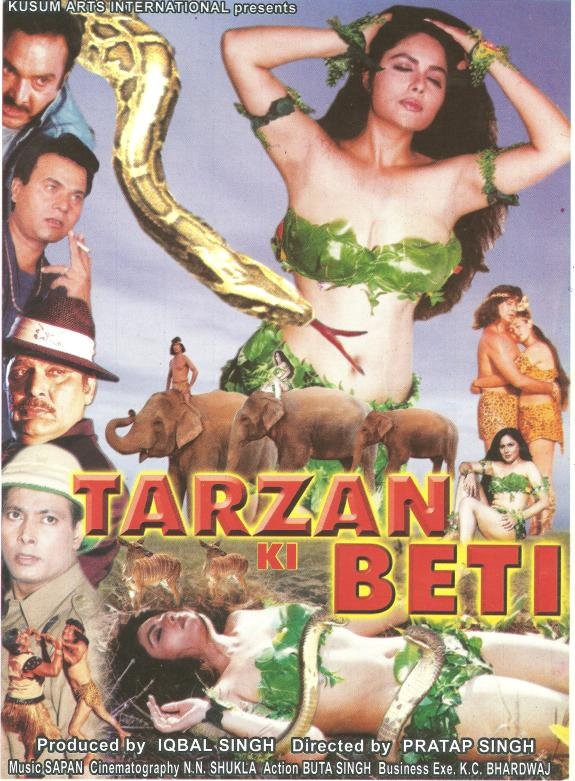 Tarzan Ki Beti 2002  Cinema Jadoo-6402